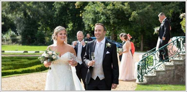 Map of Dorset wedding venues