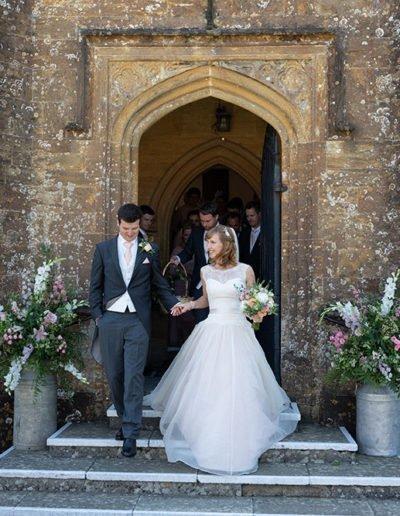 West Dorset wedding